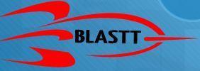 initial blastt logo