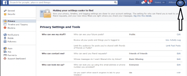 privacy settings2
