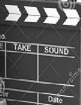 film clapboard image